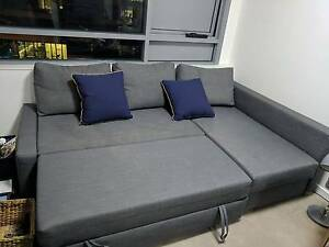 L shaped sofa bed Waterloo Inner Sydney Preview