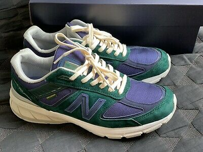 Aime Leon Dore New Balance 990v5 Sneakers, Life In The Balance 2019 UK 9 US 9.5