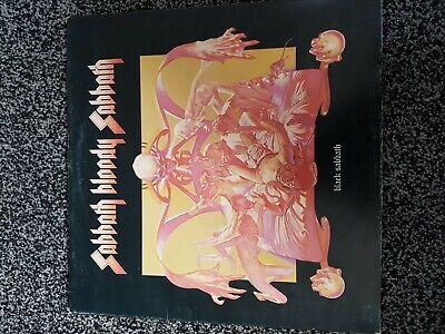Sabbath Bloody Sabbath,WWA 005 Super De-Luxe 1973 UK. *special label maybe**wh/s