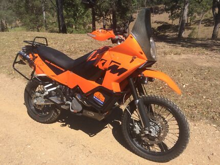 MY05 KTM 950 Adventure S - The ultimate adventure bike Samsonvale Pine Rivers Area Preview