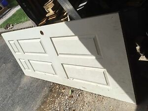 Interior white door - new never used