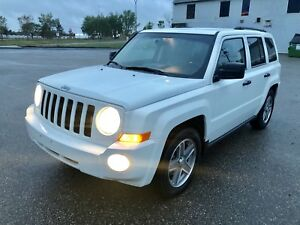2007 Jeep Patriot, 4WD, Only 155Km, Clean Title & Very Clean