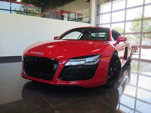 Audi R8 V8 Coupe S-TRONIC 1 OWNER AUDI INSPECTED CLEAN CARPROOF
