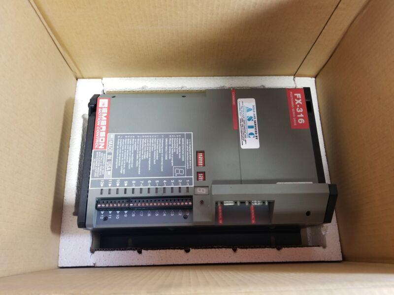 Emerson FX-316 960132-01 Positioning Servo Drive