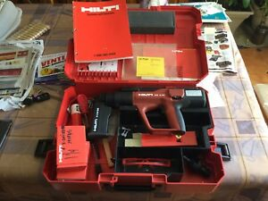 Power actuated tool HILTI DX A40