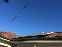 1.5kw solar panel and system Berala Auburn Area Preview