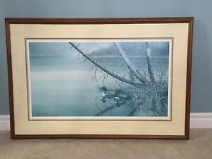 Neil Blackwell signed and framed limited edition