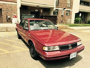 oldsmobile cutlass93' mint condition
