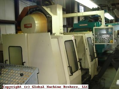 Yang Ironworks Vertical Machining Center Mv3a