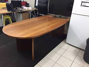 Australian Made Office Boardroom Table Albert Park Port Phillip Preview