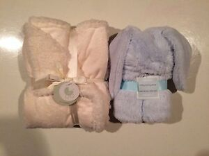 Baby blankets (2) - brand new!