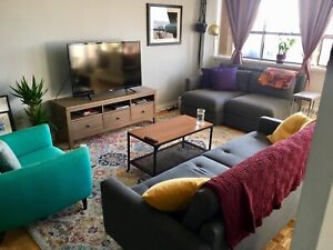 Sublet in Parkdale!  Sept.5 - Oct.31, 2019