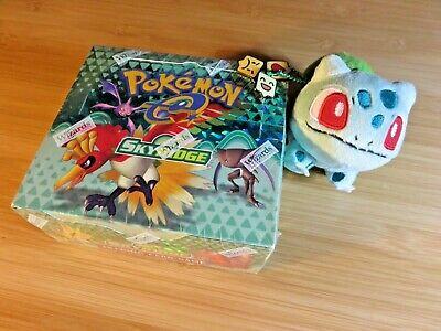 "Pokemon SKYRIDGE New ""Factory Sealed"" Booster Box (36 packs) - English 2003"