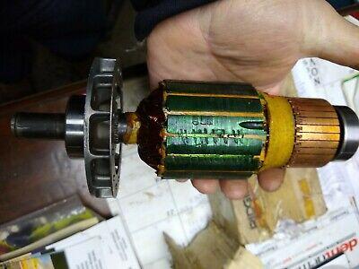 Rebuilt Ridgid 200 Pipe Threader Motor Armature Pt. 43925