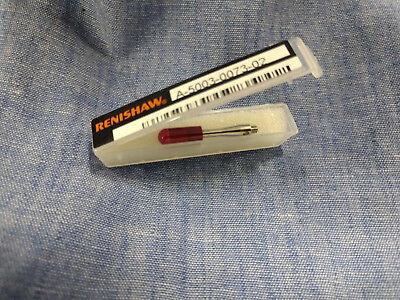 New Renishaw Stylus A-5003-0073 M2 4mm Ruby Cylinder Stylus L22mm