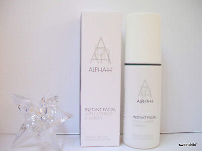 ALPHA H Instant Facial with Cypress & Barley For Face & Body Anti Aging