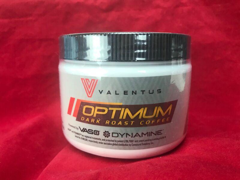 1 valentus slim roast coffee  Optimum Dark Coffee EXP2021/10 After