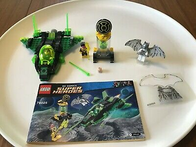#76025 Green Lantern versus Sinestro Assembled LEGO Set Starting at $9.95!