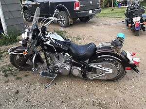 2003 Yamaha Roadstar customized