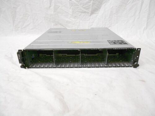 "Dell Equallogic ISCSI SAN Storage 24x 2.5"" Hard Drive Bay PS6210 PS6210X 2U 10gb"