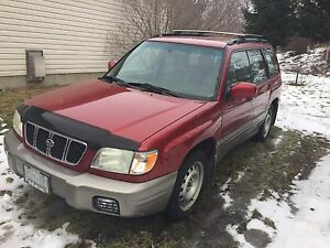 2002 Forester S
