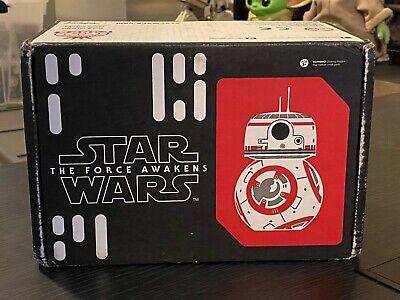 Funko Pop Star Wars The Force Awakens Chewbacca Smugglers Bounty Box NEW