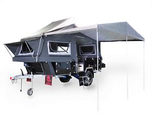 WONDER 4 Premium Full Size Hard-floor Forward Fold Off Road Camper Wingfield Port Adelaide Area Preview
