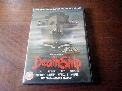 DEATHSHIP RARE DVD MOVIE