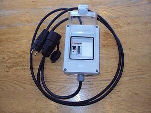 AKTION NEU Zwischenzähler   Wechselstromzähler Feuchtraumgehäuse Wechselstrom