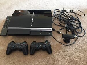 PS3 console + 21 games