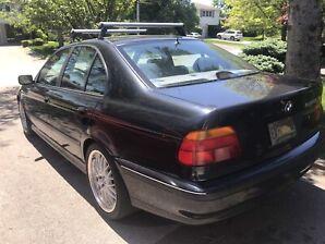 1998 BMW 540i V8 6mt
