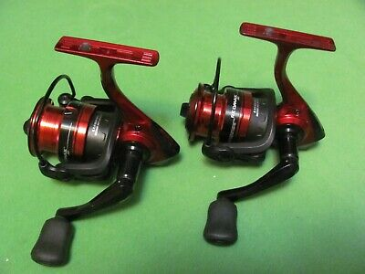 1) PAIR OF ABU GARCIA REDMAX 30 SPINNING REELS.