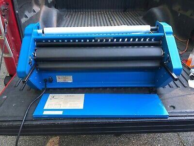 Dry-Lam model BA-EZ27 school laminator USA made !!