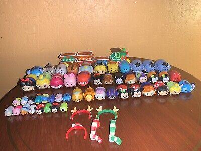 HUGE Tsum tsum 50 figures/accessories lot Advent calendar stackables