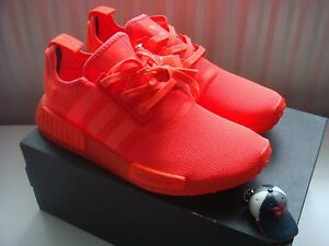Adidas NMD R1 Solar Red Size 10US Melbourne CBD Melbourne City Preview