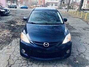 2008 Mazda 5 4cylinder 6passager Manuel full 152000km 2599$