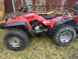 honda trx fourtrax 350 1986