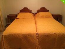 Queen Anne 2x single bed heads Frankston Frankston Area Preview