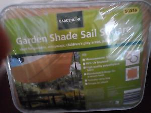 Gardenline Shade Sail - Never Opened Aroona Caloundra Area Preview