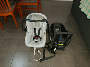 Steelcraft Agile pram and capsule combo Glenvale Toowoomba City Preview