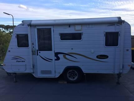 2012 Coronet Pop Top Caravan 5 berth inc bunks 14ft - easy to tow