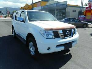 Nissan Pathfinder ST-L TURBO DIESEL 4WD 7 SEATER Westcourt Cairns City Preview