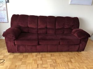 ashley furniture sofa bed 3pc living room set from valley squire furniture   couches      rh   kijiji ca