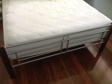WOODEN QUEEN BED FRAME Jindalee Brisbane South West Preview