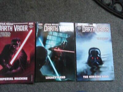 STAR WARS: DARTH VADER (Vols 1, 2, 3 / 2nd Series) ~ TPB/Graphic Novels ~ 2017