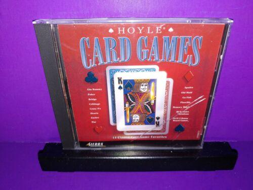 Hoyle Card Games PC CD ROM B499