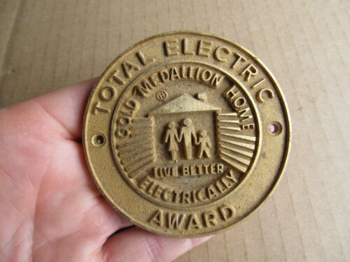 Total Electric Award N.E.M.A Live Better Electrically Gold Medallion Home VEPCO