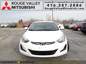 2016 Hyundai Elantra LTD 6 SPEED EXCELLENT CONDITION NO ACCIDENT