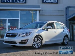 2016 Subaru Impreza TOURING edition  Only 13,415 km/AWD/5 spd