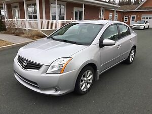 2012 Nissan Sentra  S  Auto  Mint! 31000km $8900Reduced $8400